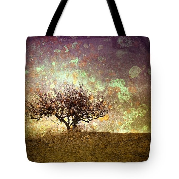 The Lone Tree Tote Bag by Tara Turner