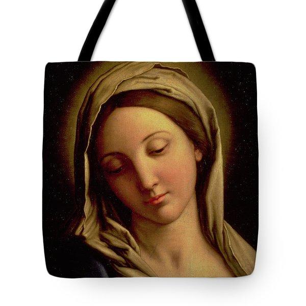 The Madonna Tote Bag by Il Sassoferrato