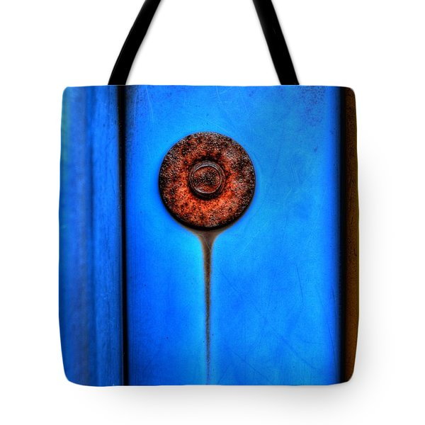 The Mechanics of Sadness Tote Bag by Michael Garyet