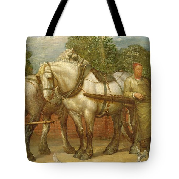 The Noonday Rest  Tote Bag by George Frederick Watts