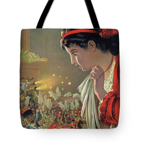 The Nutcracker Tote Bag by Carl Offterdinger