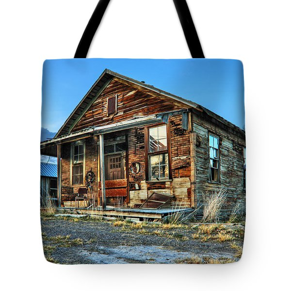 The Old Wendel General Store Tote Bag by James Eddy