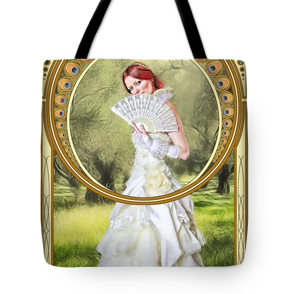 The Orchard Tote Bag by John Edwards