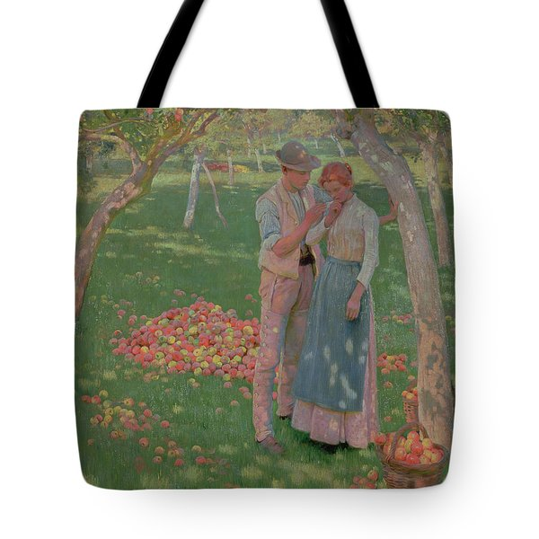 The Orchard Tote Bag by Nelly Erichsen