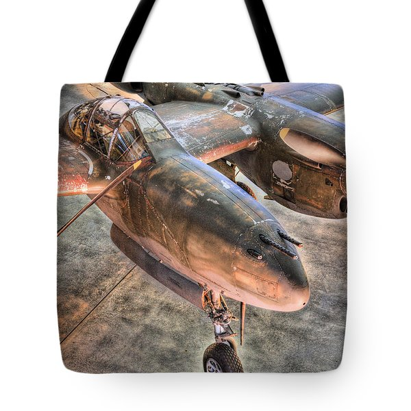 The Pacific Theater Tote Bag by JC Findley