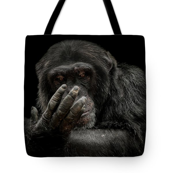 The Palm Reader Tote Bag by Paul Neville
