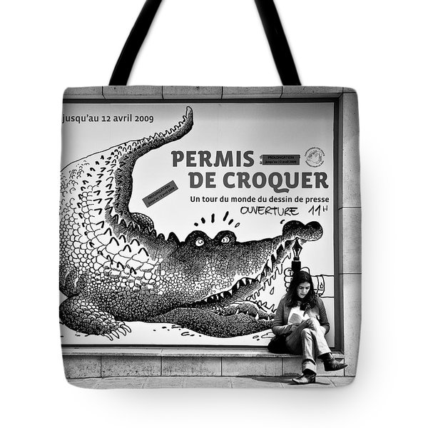 The Pen Is Mightier Than... Tote Bag by Dave Bowman