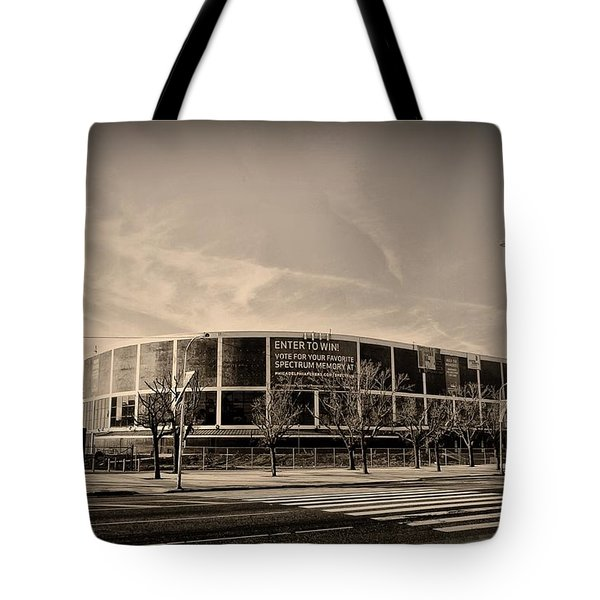 The Philadelphia Spectrum Tote Bag by Bill Cannon