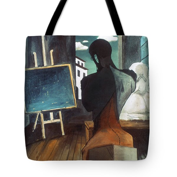 The Philosopher And The Poet Tote Bag by Granger