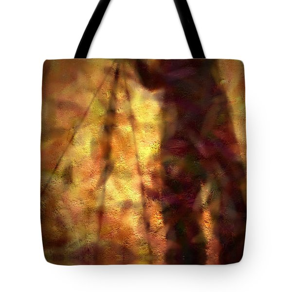 The Photographer In Water Tote Bag by Joyce Dickens