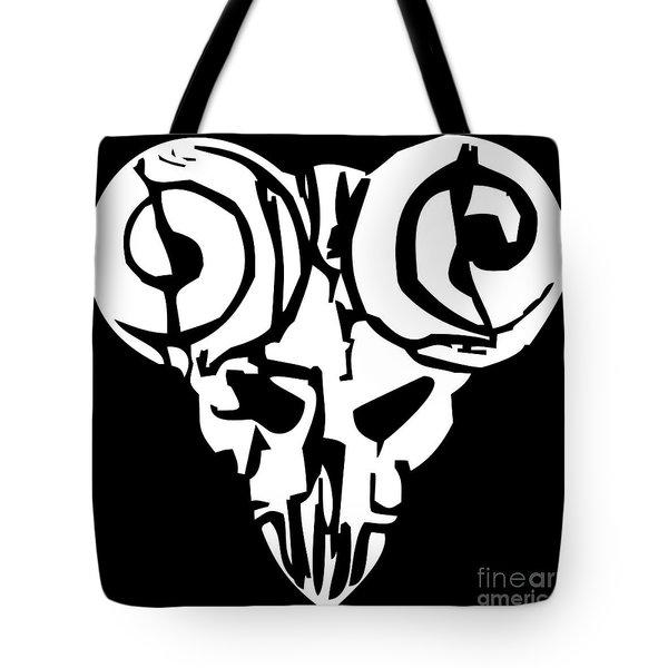 The Pick Of Destiny-01 Tote Bag by Caio Caldas