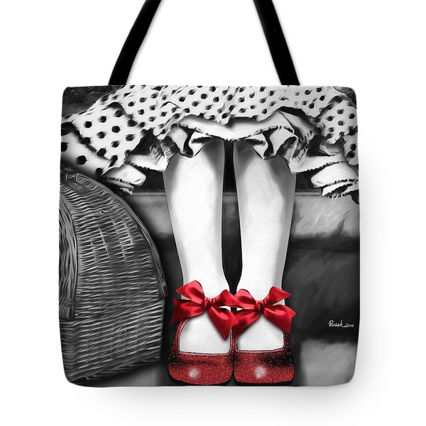 The Power Tote Bag by Patti Parish