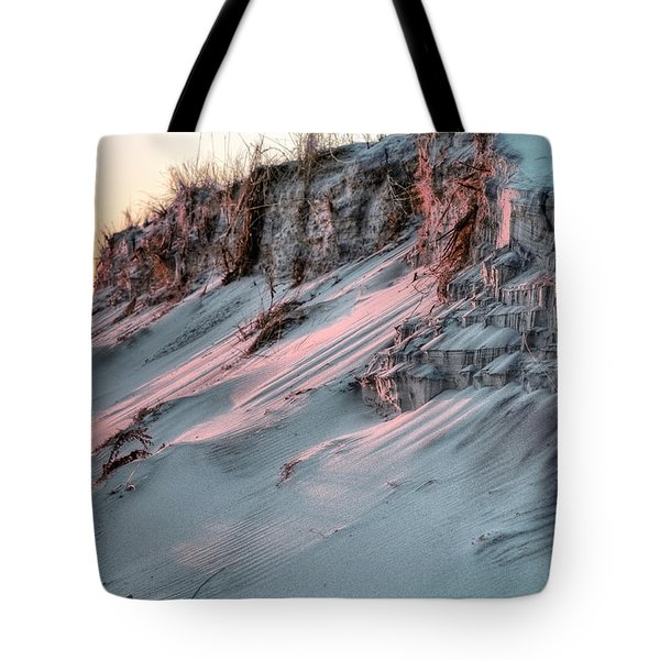 The Sands of Time Tote Bag by JC Findley