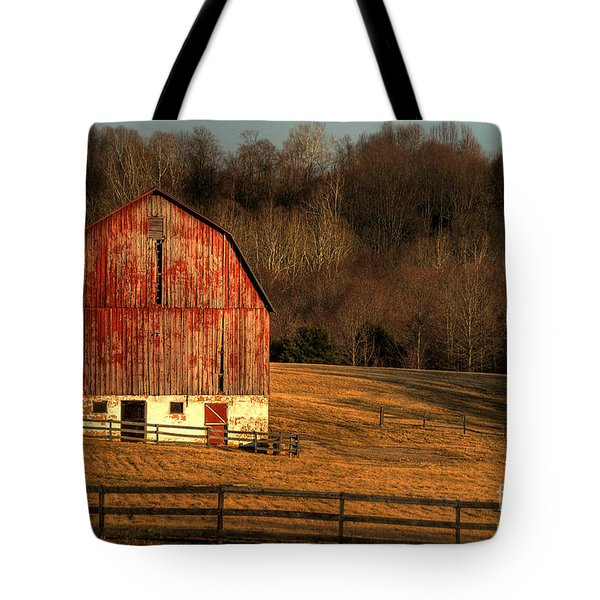 The Simple Life Tote Bag by Lois Bryan
