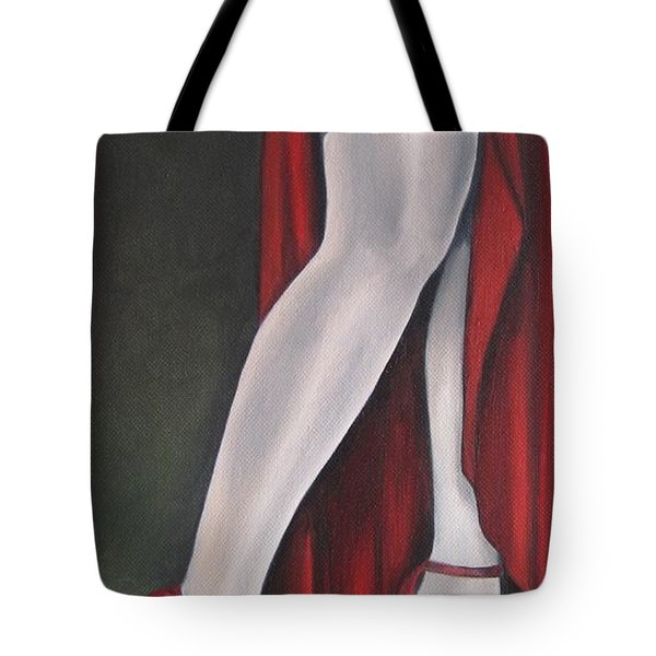 The Slit Tote Bag by Jindra Noewi