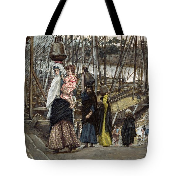 The Sojourn Tote Bag by Tissot