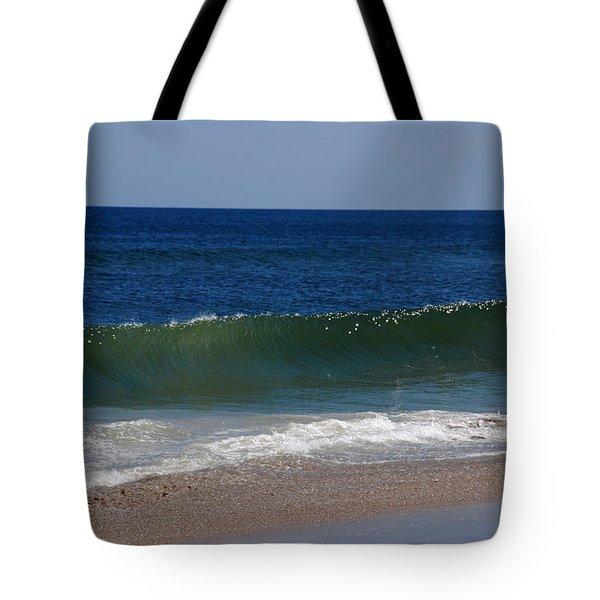 The Song Of The Ocean Tote Bag by Susanne Van Hulst