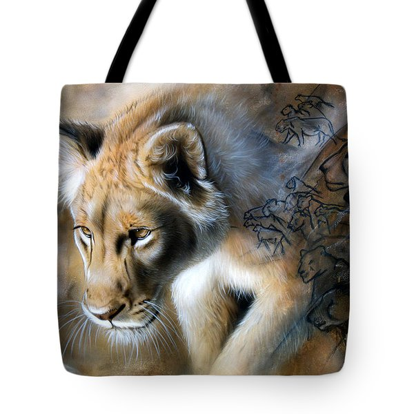 The Source Tote Bag by Sandi Baker