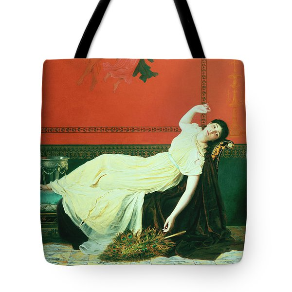 The Studio Tote Bag by Sophie Anderson
