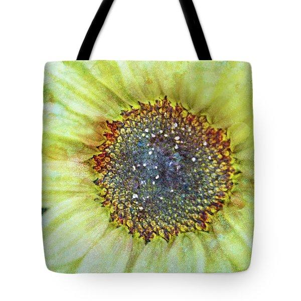 The Sunflower Tote Bag by Tara Turner