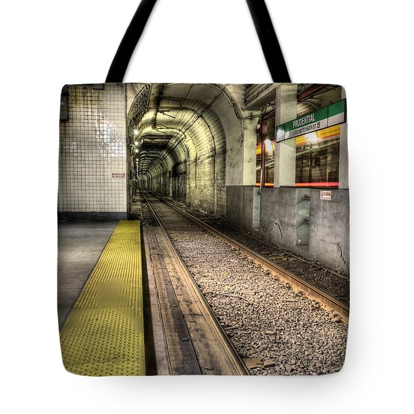 The T Tote Bag by JC Findley