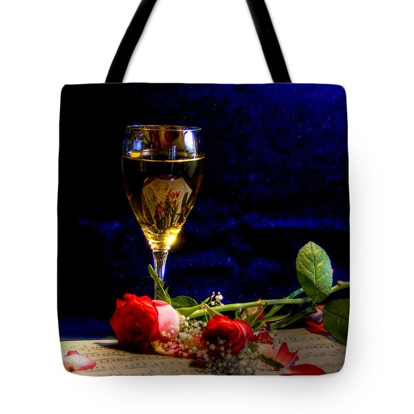 The Toast Tote Bag by Sophie De Roumanie