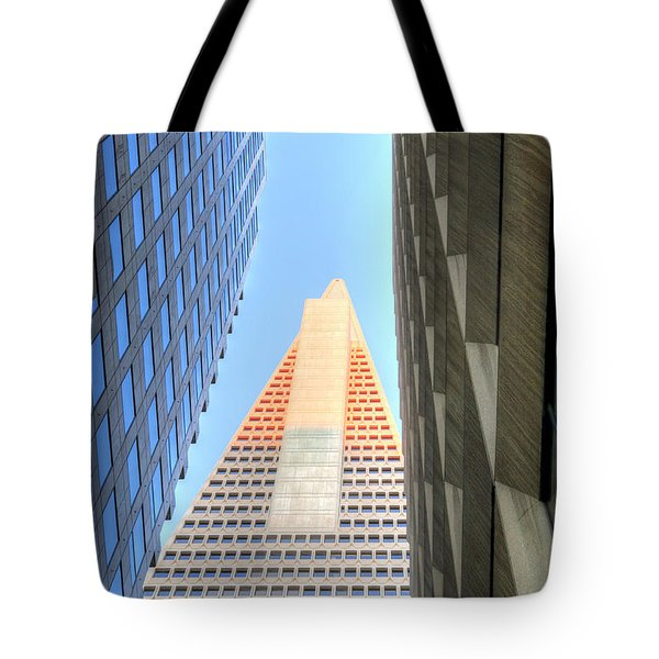 The Tourist  Tote Bag by JC Findley