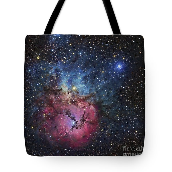 The Trifid Nebula Tote Bag by R Jay GaBany