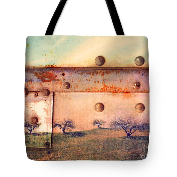 The Urban Trees Tote Bag by Tara Turner