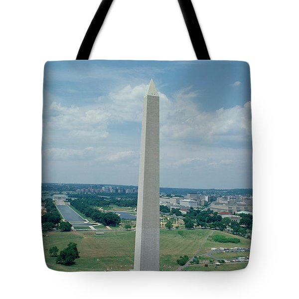 The Washington Monument Tote Bag by American School