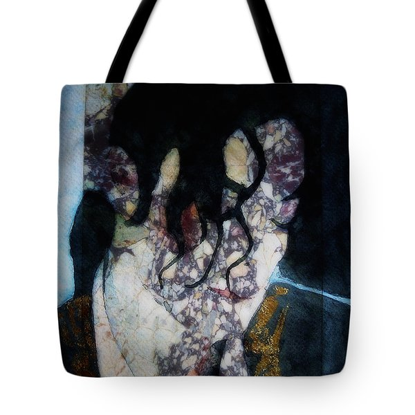 The Way You Make Me Feel Tote Bag by Paul Lovering