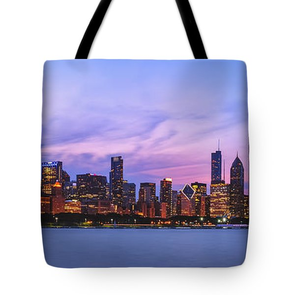 The Windy City Tote Bag by Scott Norris