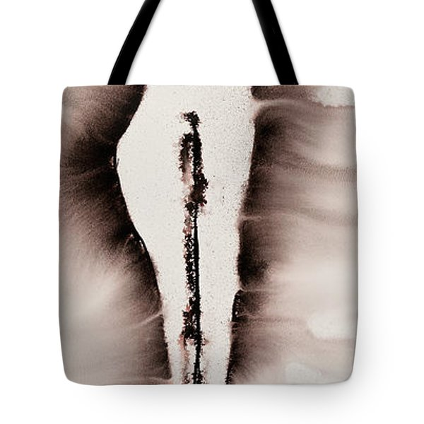 Their Dance Tote Bag by Ilisa  Millermoon
