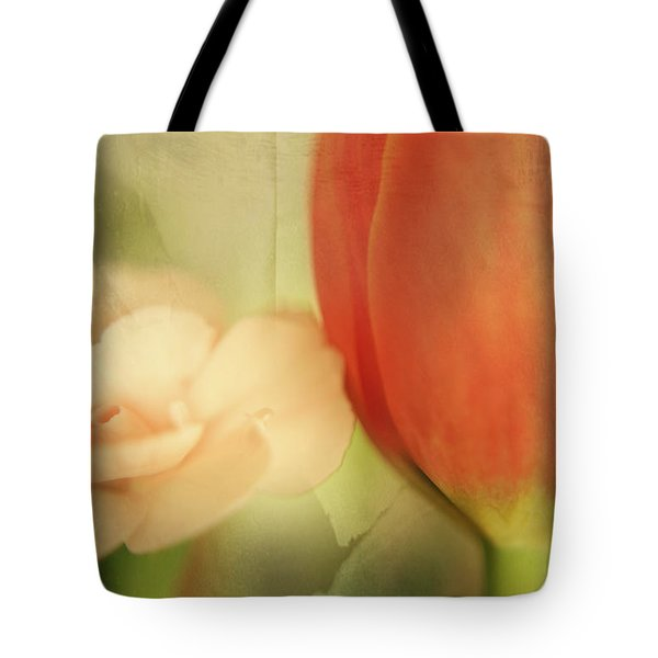 They Could Never Tear Us Apart Tote Bag by Laurie Search