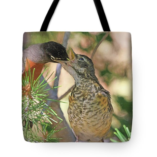 This Ones For You Tote Bag by Donna Kennedy