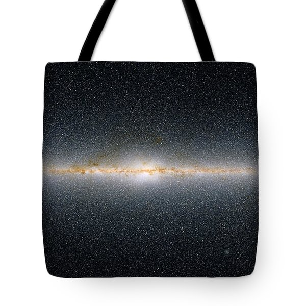 This Panoramic View Encompasses Tote Bag by Stocktrek Images