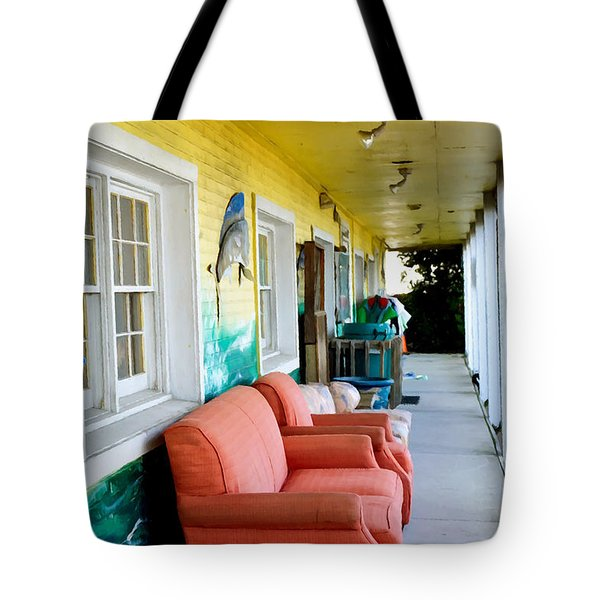 Thrift Store 1 Tote Bag by Lanjee Chee