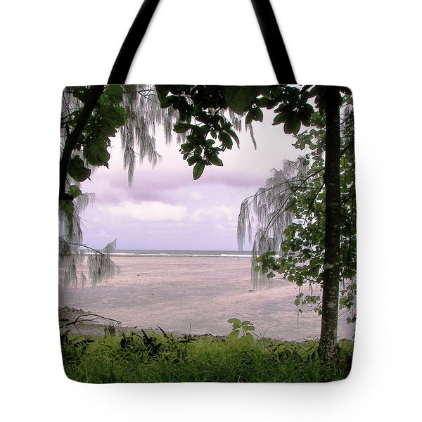 Through The Trees Tote Bag by Kate Farrant