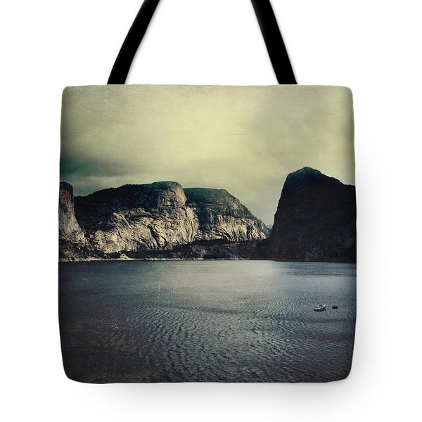 Through Thick or Thin Tote Bag by Laurie Search