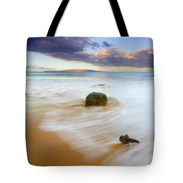 Tied To The Past Tote Bag by Mike  Dawson