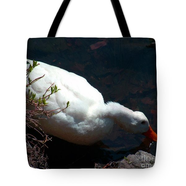 Time For A Drink Tote Bag by RC DeWinter