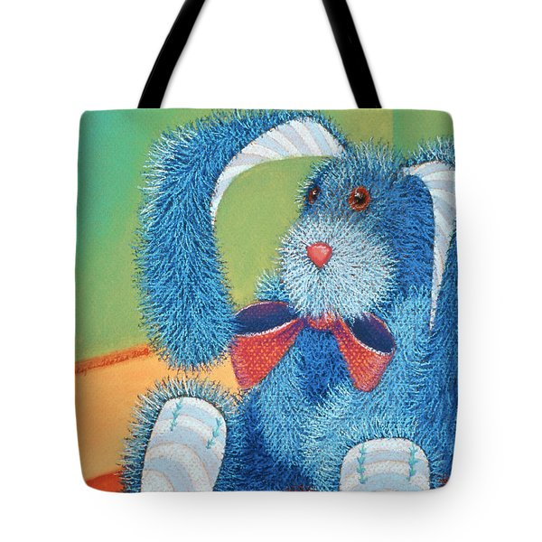 Time Out Tote Bag by Tracy L Teeter