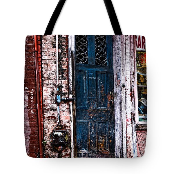 Time Tested Tote Bag by Christopher Holmes