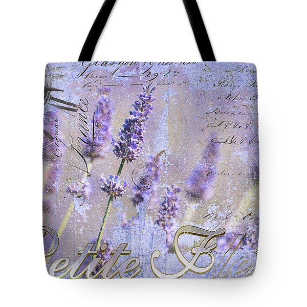 Timeless Lavender Tote Bag by Anahi DeCanio