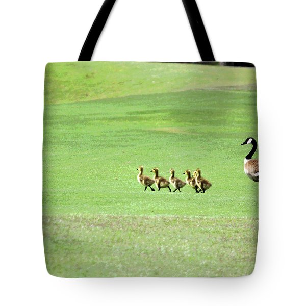 To the Pond Tote Bag by Suzanne Gaff