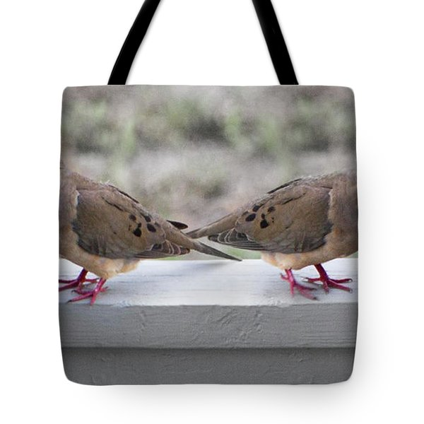Together For Life Tote Bag by Betsy Knapp