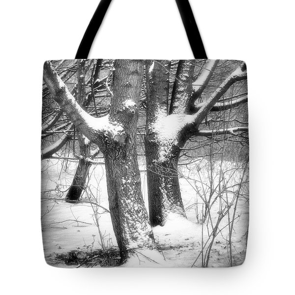 Together Tote Bag by Wim Lanclus