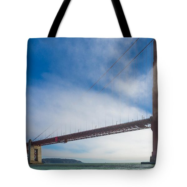 Too Tall Tote Bag by Scott Campbell