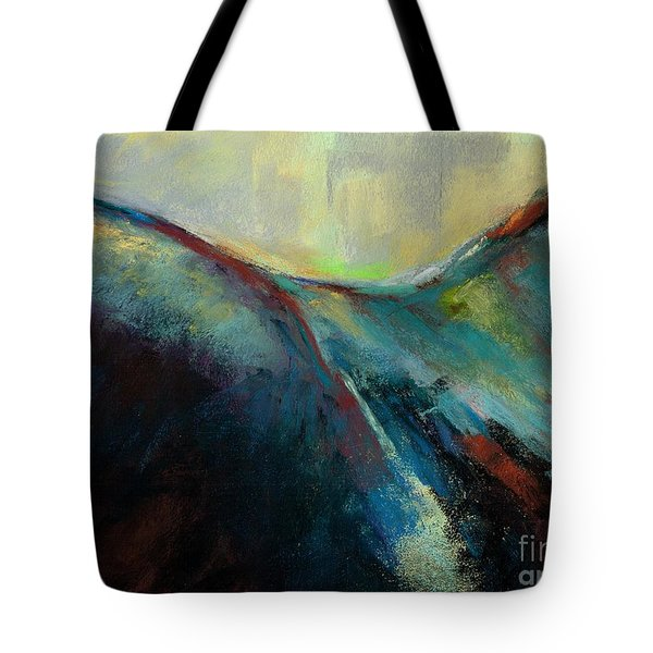 Top Line Tote Bag by Frances Marino