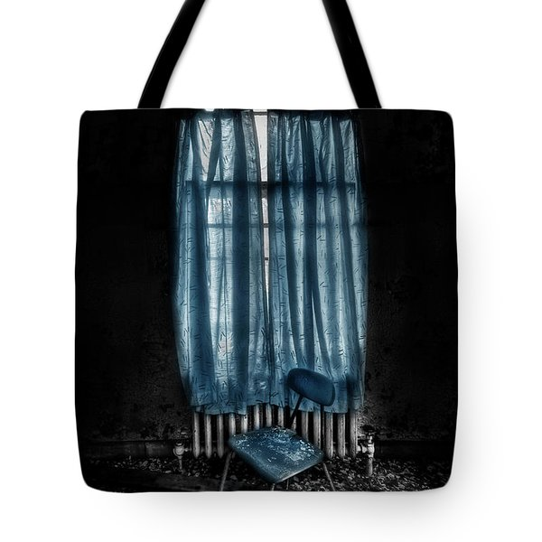 Tormented In Grace Tote Bag by Evelina Kremsdorf